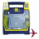 Aviation AED Powerheart G3 Automatic Plus (w/CPR Prompts) - 9390A-501P Aviation with Extras