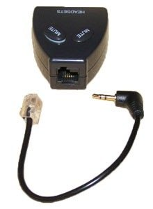 Agent Buddy Training Switch Adapter For 2.5Mm Connections (Hm-Ph25)