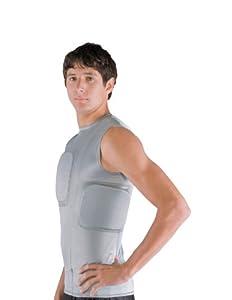 Buy Stromgren Lacrosse Padded Compression Shirt by Stromgren