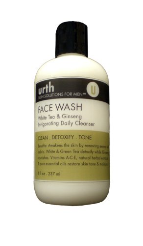 White Tea & Ginseng Face Wash