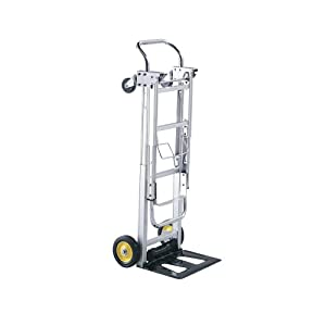 Safco 4050 Hide-Away Convertible Hand Truck