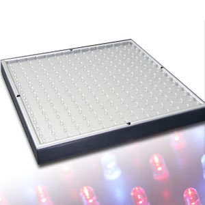 225 LED Hydroponic Lamp Plant Grow Light Red & Blue UK