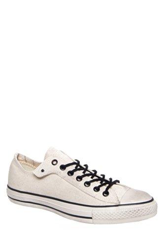 Converse by John Varvatos Men'S Ct Ox All Star Stud Closure Low Top Sneaker