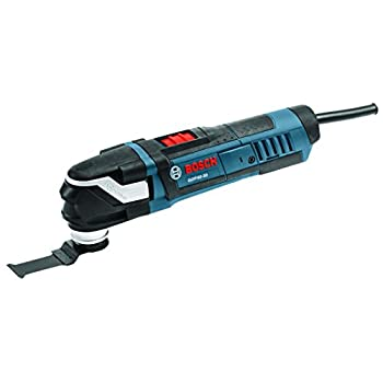 Bosch GOP40-30C StarlockPlus Oscillating Multi-Tool Kit with Snap-In Blade Attachment