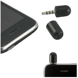 NEEWER® Black Mini Microphone for Apple iphone 4