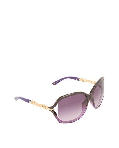 JIMMY CHOO Gafas de sol LOOP/S EU7WW Negro / Violeta / Dorado
