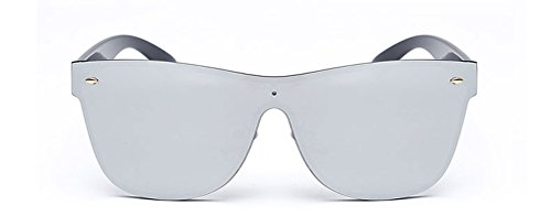 GAMT -  Occhiali da sole  - Uomo argento argento