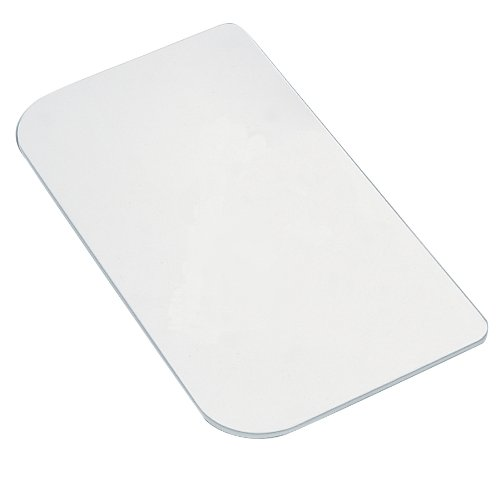 Swanstone WS-1 7-Inch by 17-Inch Removable Work Surface, White Finish