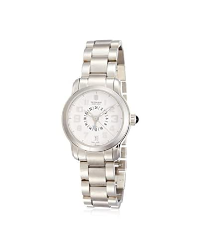 Swiss Army Victorinox Women's 241259 Silvertone Stainless Steel Watch As You See