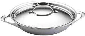 Giada Professional Series: 11 Saucier (Tri-Ply Clad) by Giada De Laurentiis