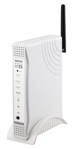I-O DATA IEEE802.11g/b 無線LANルーター WN-G54/R4