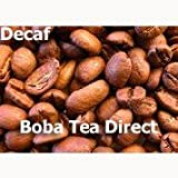 Cafe Borgia Flavored Decaf Coffee Whole Bean  1 lb