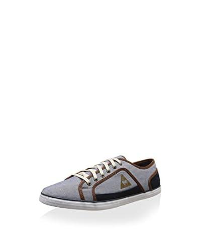 Le Coq Sportif Sneaker Milons Chambray [Grigio/Blu Navy]