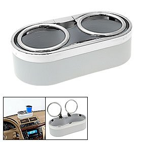 Amico Beverage Drink Cup Holder Stand For Car Auto Vehicle
