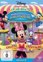 Micky Maus Wunderhaus, Volume 15 - Willkommen in Minnies Boutique