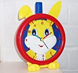 Sleep Time Bunny Alarm Clock. Childrens Alarm Clock
