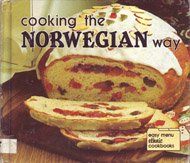 Cooking the Norwegian Way (Easy Menu Ethnic Cookbooks) by Sylvia Munsen