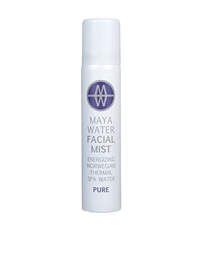 MAYAWATER Pure Travel Size Facial Mist, 2.5 oz.