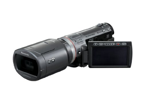 Panasonic HDC-SDT750, High Definition 3D Camcorder