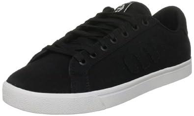 Etnies Brava 4101000332 - Zapatillas de deporte de lona para hombre, color negro, talla 45.5