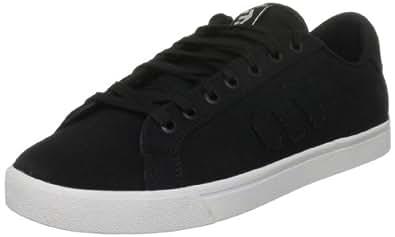 Etnies Brava 4101000332 - Zapatillas de deporte de lona para hombre, color negro, talla 46