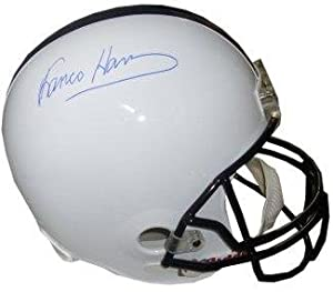 Franco Harris Autographed Helmet - Penn State Nittany Lions Full Size Replica -... by Sports+Memorabilia