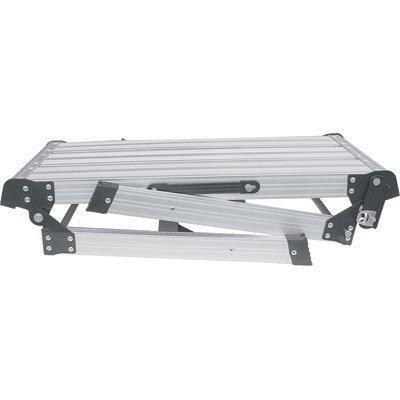 Wel Bilt Folding Aluminum Platform 330lb Capacity