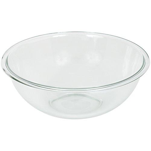 Baking Cake In Pyrex Mixing Bowl