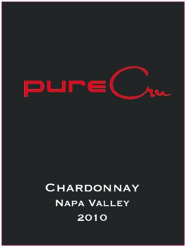 2010 Purecru Napa Valley Chardonnay 750 Ml