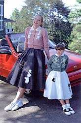 Amazon Com 1950 S At The Hop Poodle Skirt Pattern