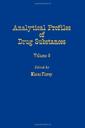 Profiles Of Drug Substances, Excipients And Related Methodology Vol 8, Volume 8 (V. 8)