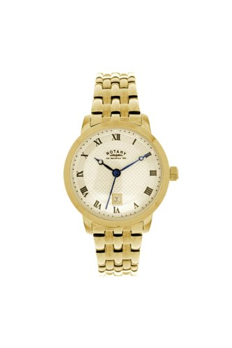 Rotary Ladies Round Gp Bracelet Watch LB42827/40