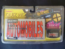 Tiger Electronics: Quiz Wiz Question Book #43 & Answer Cartridge