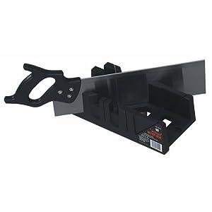 Pony Tools 60115 Jorgensen Miter Box With Saw
