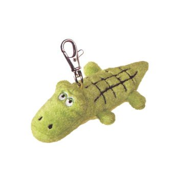 Aurora World Plush - Fanta-Sea Life Clip On - ALLIGATOR (4 inch)