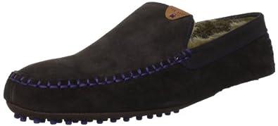 Ted Baker Men's Carota Dark Brown Slipper 9-11955 7 UK
