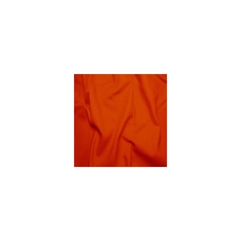 10oz Cotton Canvas Duck Fabric Orange
