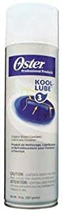 Oster Kool Lube III Spray Coolant, 14-ounces
