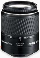 Konica Minolta AF DT Zoom 18-70mm lens by MINOLTA