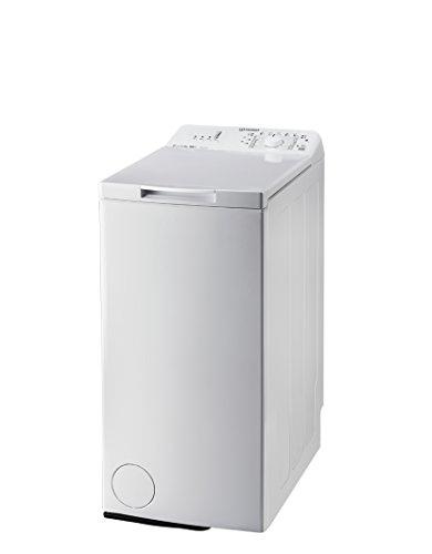 Indesit-ITWA51052WFR-Autonome-Charge-suprieure-5kg-1000trmin-Blanc-machine--laver-machines--laver-Autonome-Charge-suprieure-A-C-Blanc-Haut