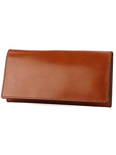 [コルボ] CORBO. 長財布 1LD-0236 face Bridle Leather フェイスブライドルレザーシリーズ ヘーゼル CO-1LD-0236-98