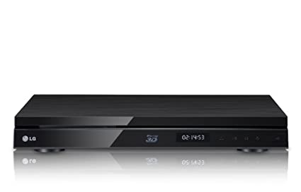 LG HR925C Lecteur Blu-ray 3D, 500 Go, tuner hybride, CI+, HbbTV, DLNA, WLAN, HDMI, USB