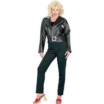 Grease Cool Sandy Costume - Medium - Dress Size 10-12