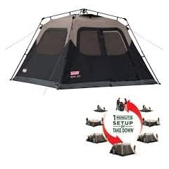 Coleman® 6-Person Instant Tent by Coleman