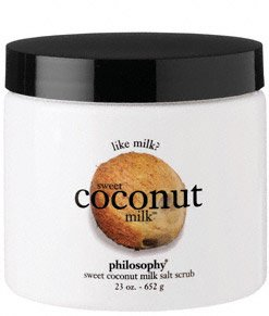 sweet coconut milk hot salt and shower scrub 23 oz - Buy sweet coconut milk hot salt and shower scrub 23 oz - Purchase sweet coconut milk hot salt and shower scrub 23 oz (Health & Personal Care, Products, Personal Care, Bath & Shower, Scrubs & Body Treatments)