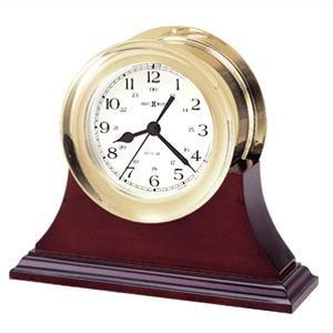 Howard Miller Howard Miller Atlantic Clock Solid Brass Ships Bell Chime