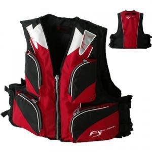 Cheap bargains! Floating best FV-6001 Red × Black life jacket