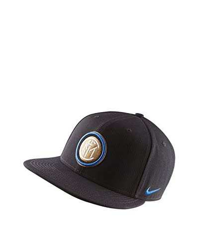 Nike Gorra Inter U Nk True Cap Core Negro