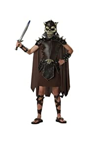 Skulltar the Barbarian Child Costume - Medium