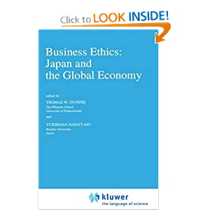 Amazon.com: Business Ethics: Japan and the Global Economy (Issues ...